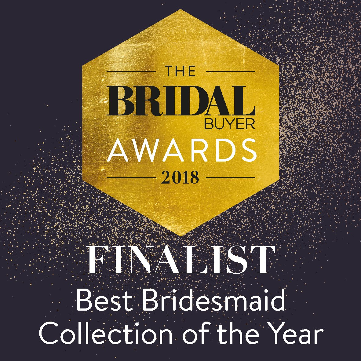 Finalist Best Bridesmaid Collection of the Year 2018